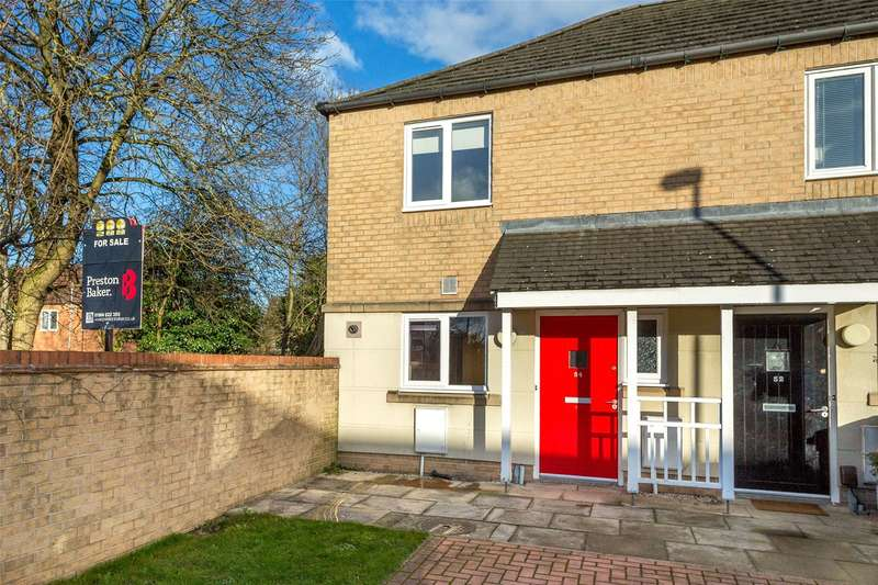 2 Bedrooms House for sale in Lilbourne Drive, York, YO30
