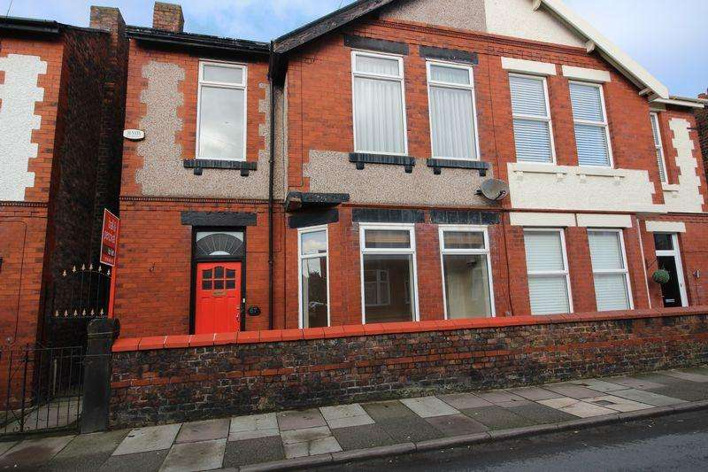 3 Bedrooms Semi Detached House for rent in Alexandra Road, Crosby