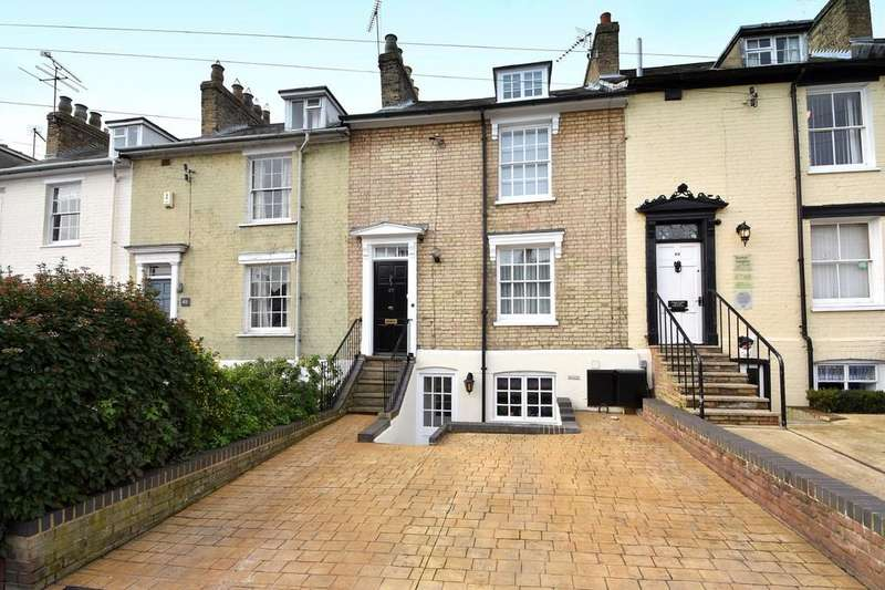 3 Bedrooms Town House for sale in Berners Street, Ipswich, IP1 3LN
