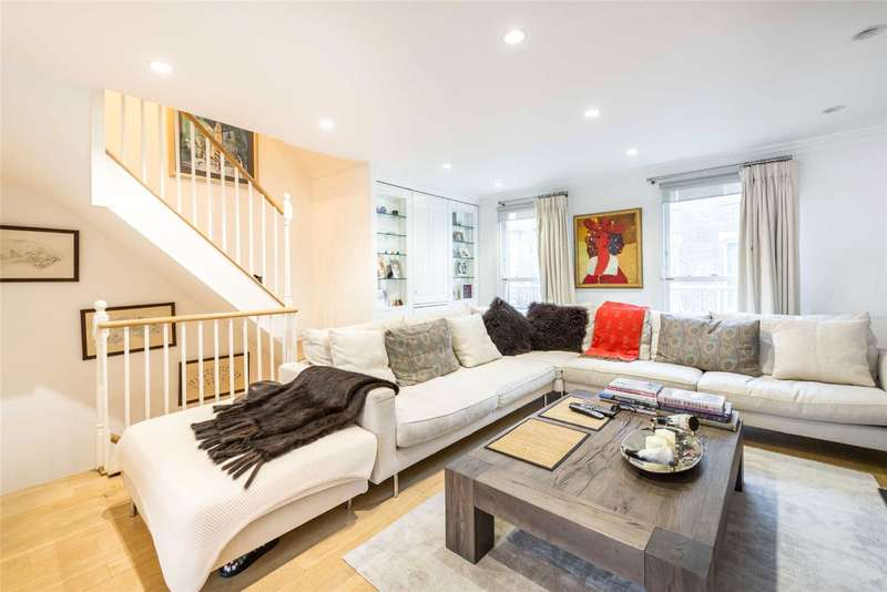 4 Bedrooms Terraced House for sale in Cinnamon Row, Battersea, London, SW11