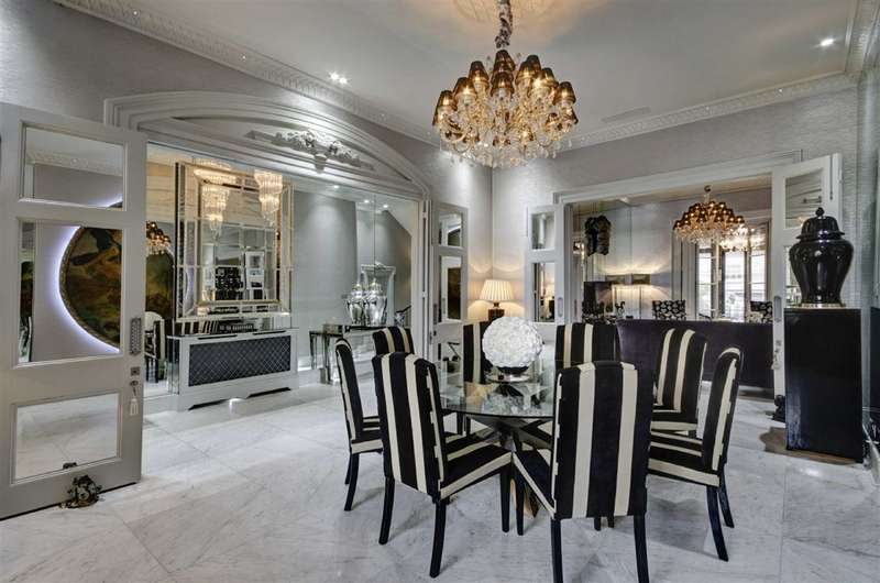 5 Bedrooms Terraced House for rent in Hanover Terrace, London, NW1