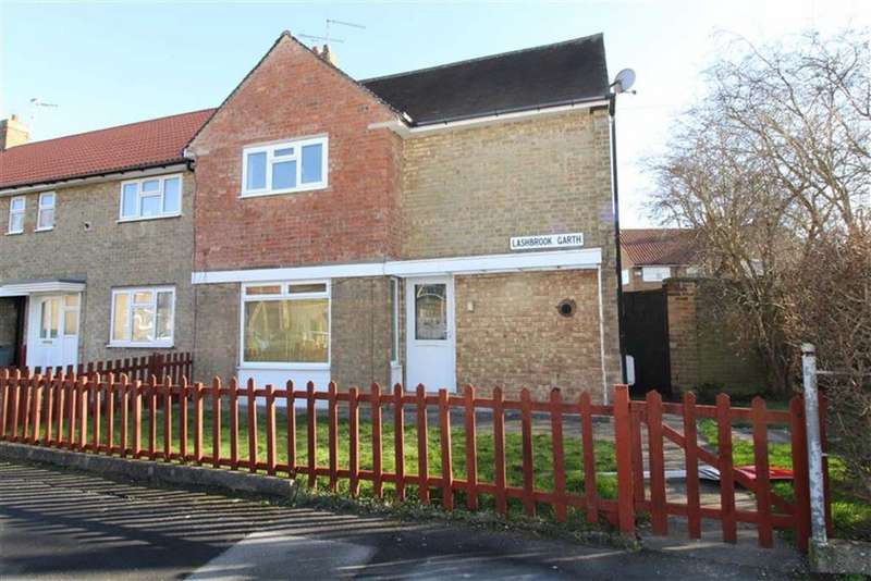3 Bedrooms End Of Terrace House for sale in Lashbrook Garth, Hull