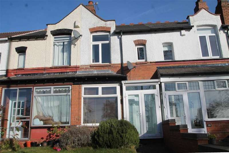 2 Bedrooms Terraced House for sale in Court Oak Road, Harborne