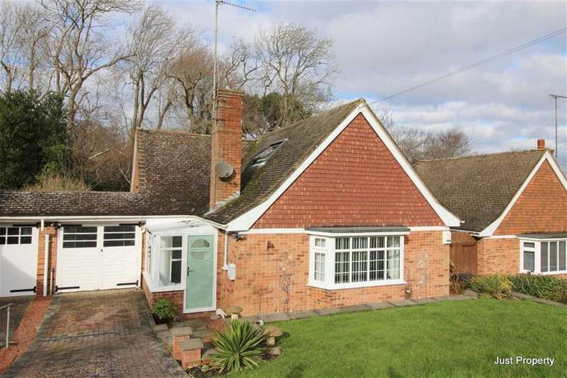 3 Bedrooms Detached Bungalow for sale in Knowle Road, Fairlight