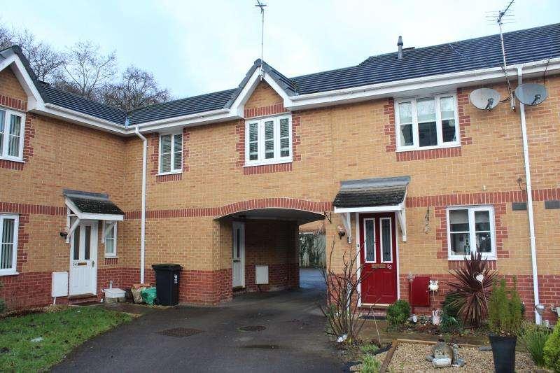 1 Bedroom Terraced House for sale in Afon Mead, Rogerstone