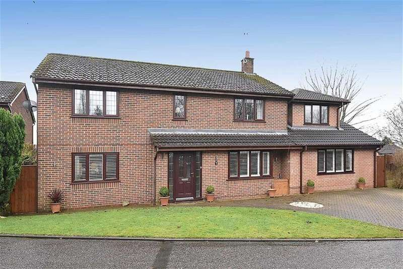 4 Bedrooms Detached House for sale in Carnoustie Drive, Tytherington