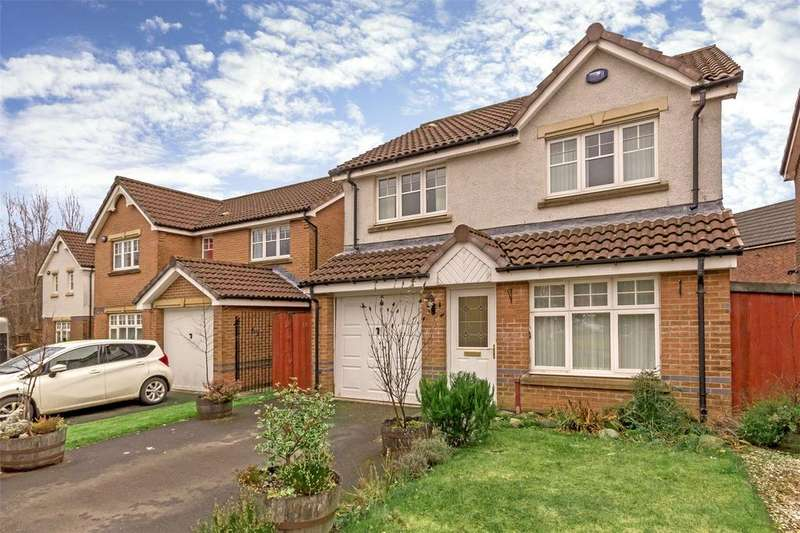 4 Bedrooms Detached House for sale in 22 Highlander Way, Tullibody, Alloa, FK10