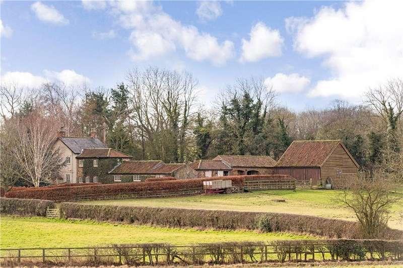 3 Bedrooms Detached House for sale in Mains Lane, Bishop Monkton, Harrogate, North Yorkshire, HG3