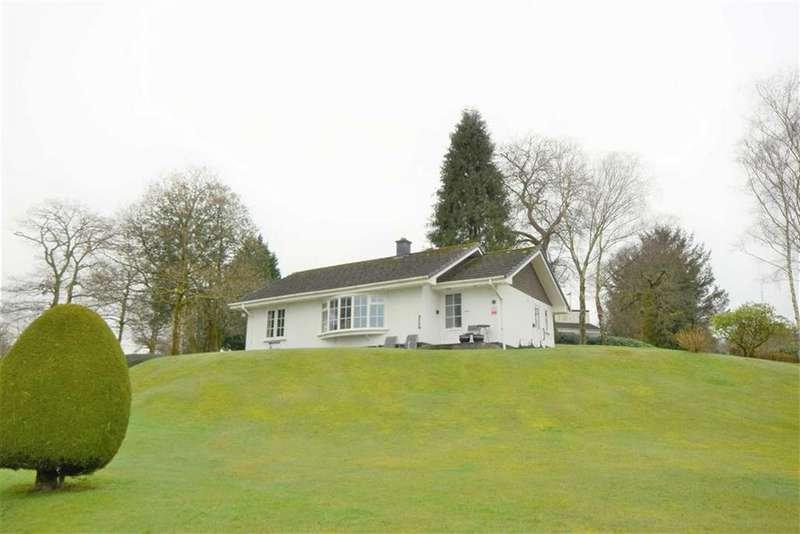 2 Bedrooms Detached Bungalow for sale in Bungalow 1, Plas Talgarth, Pennal, SY20