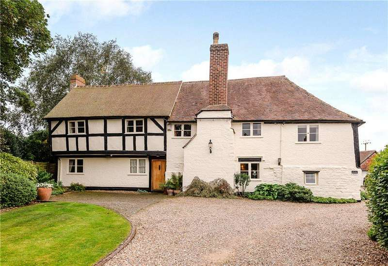 5 Bedrooms Detached House for sale in Rectory Lane, Bredons Hardwick, Gloucestershire, GL20