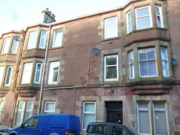 1 Bedroom Flat for sale in 2/M, 47 Nelson Street, Largs, KA30 9AA