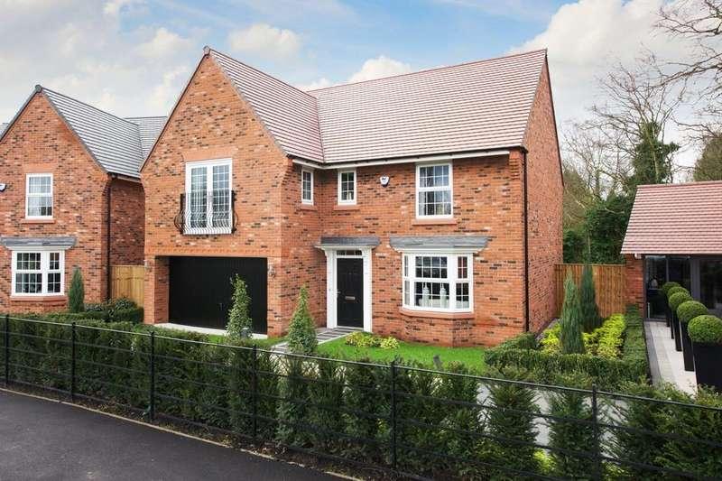 4 Bedrooms Detached House for sale in Bollin Park, Adlington Road, Wilmslow