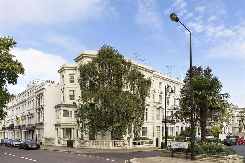 2 Bedrooms Flat for sale in Kensington Park Road, Notting Hill, London, W11