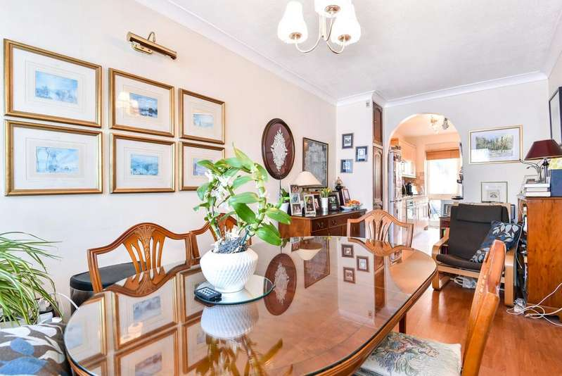 3 Bedrooms Terraced House for sale in Chelsfield Gardens Sydenham SE26