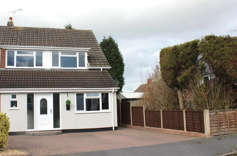 4 Bedrooms Semi Detached House for sale in Pooley View, Polesworth, Tamworth
