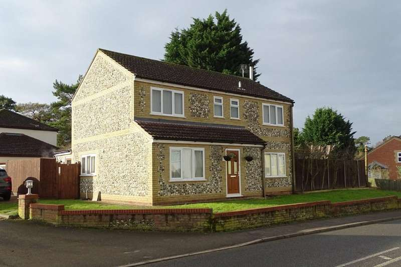 4 Bedrooms Detached House for sale in Robert Linge Crescent, Brandon