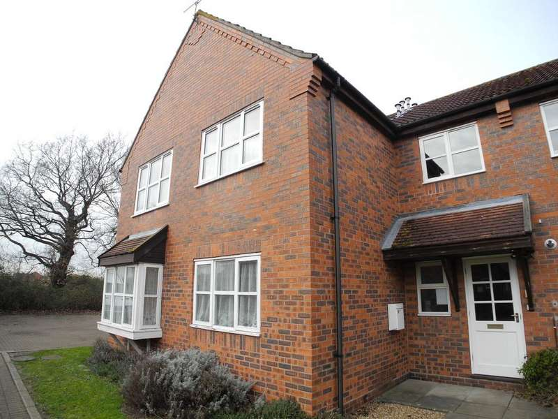 1 Bedroom Apartment Flat for rent in Water Meadow Close, Loddon
