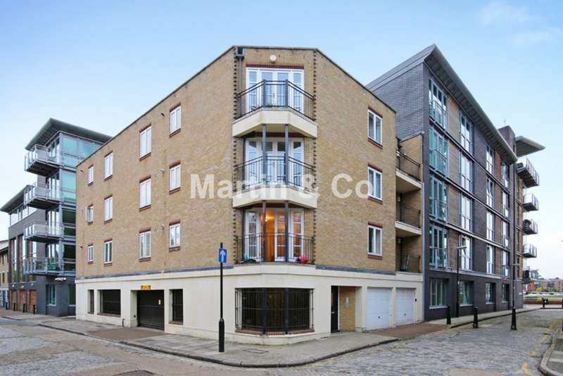 1 Bedroom Apartment Flat for sale in City Reach Apartments, Wapping E1W
