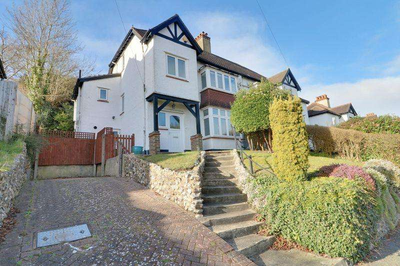 4 Bedrooms Semi Detached House for sale in Northwood Avenue, Purley