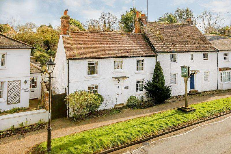 3 Bedrooms End Of Terrace House for sale in Angmering