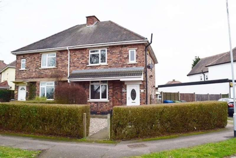 3 Bedrooms Semi Detached House for rent in Borough Road, Tamworth