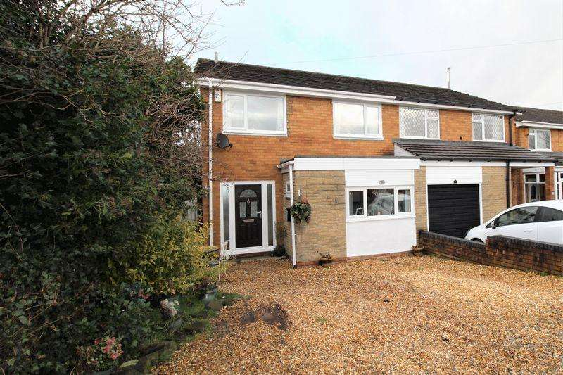 4 Bedrooms Semi Detached House for sale in Cestrian Drive, Thingwall