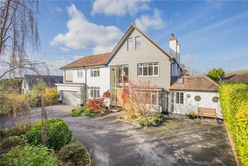 6 Bedrooms Detached House for sale in Marley Road, Exmouth, Devon, EX8