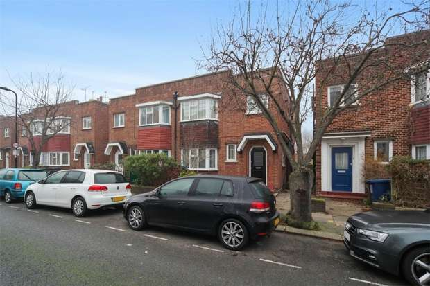 2 Bedrooms Flat for sale in Fairlawn Avenue, Chiswick