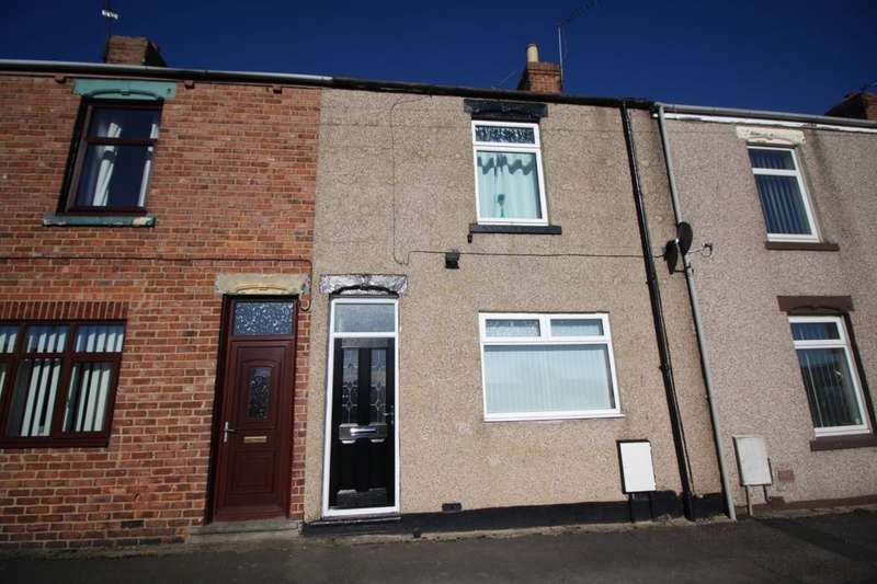 2 Bedrooms Terraced House for sale in Magdalene Place, Ferryhill, DL17
