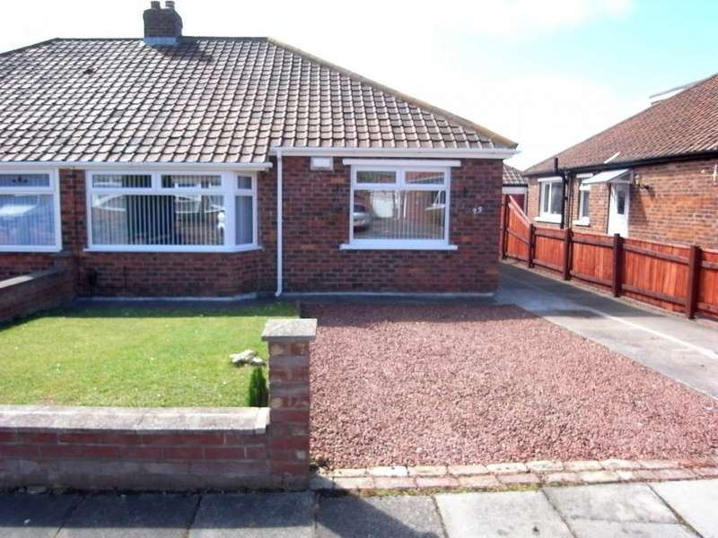 2 Bedrooms Bungalow for sale in Shannon Crescent, Stockton-On-Tees, TS19