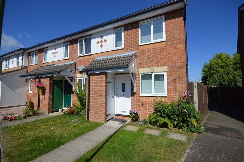 2 Bedrooms House for rent in Sale Drive, Clothall Common, Baldock