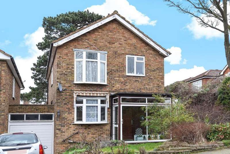 3 Bedrooms Detached House for sale in Hawthorndene Close, Hayes