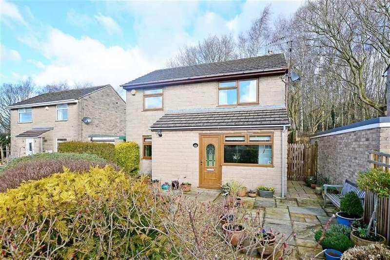 4 Bedrooms Detached House for sale in 64, Megdale, Matlock, Derbyshire, DE4