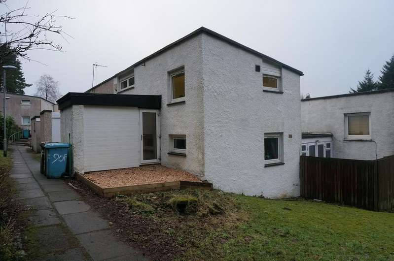 3 Bedrooms End Of Terrace House for sale in Allanfauld Road, Seafar, Cumbernauld G67