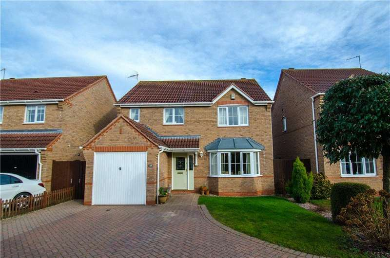 4 Bedrooms Detached House for sale in Bowden Green, Droitwich, Worcestershire, WR9