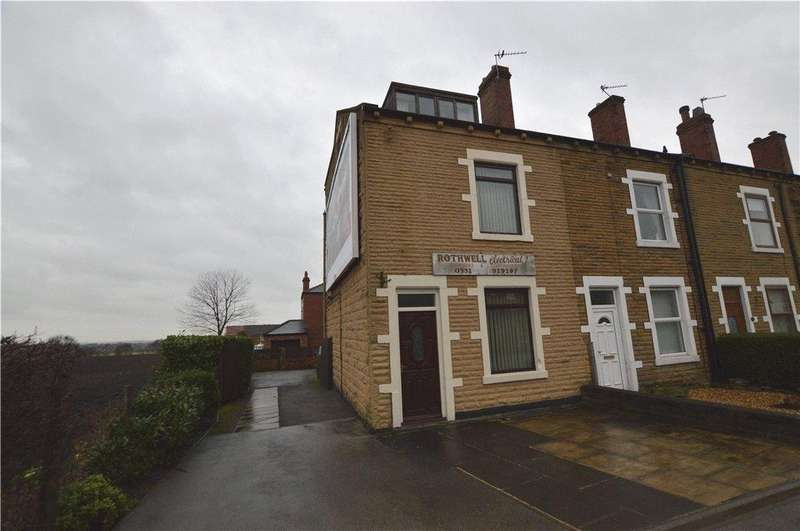 4 Bedrooms Terraced House for sale in Wakefield Road, Rothwell, Leeds