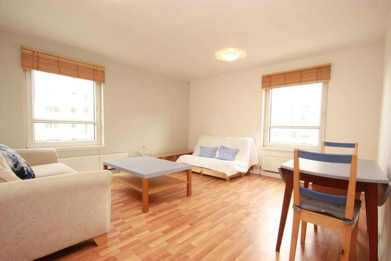 2 Bedrooms Flat for rent in Hamburgh Place, Edinburgh,