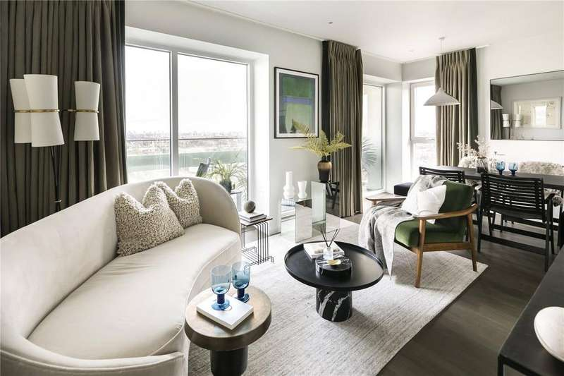 2 Bedrooms Flat for sale in A21, XY Apartments, Maiden Lane, London, NW1
