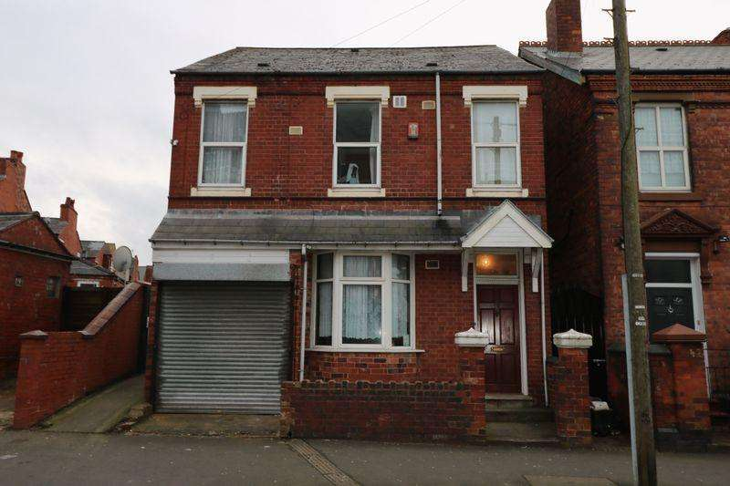 5 Bedrooms Detached House for sale in Edward Street, West Bromwich.