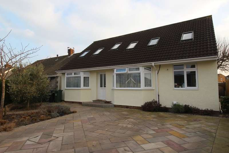 4 Bedrooms Detached Bungalow for rent in Churchill Avenue, Clevedon, BS21
