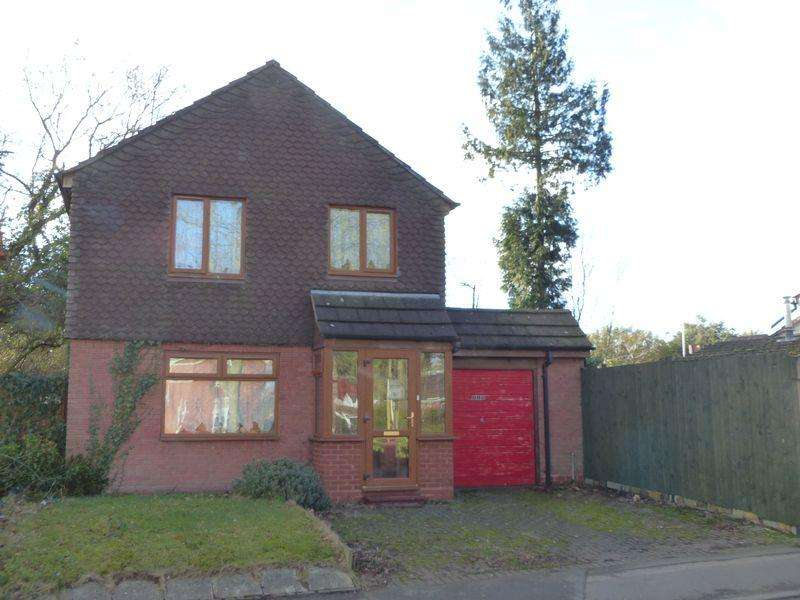 3 Bedrooms Detached House for sale in Wood End Lane, Birmingham