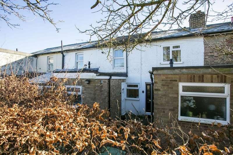 2 Bedrooms Terraced House for sale in Burdett Road, Rusthall, Tunbridge Wells