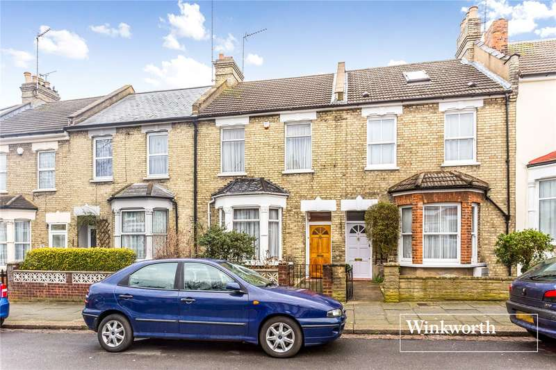 3 Bedrooms Terraced House for sale in Glenthorne Road, Friern Barnet, London, N11