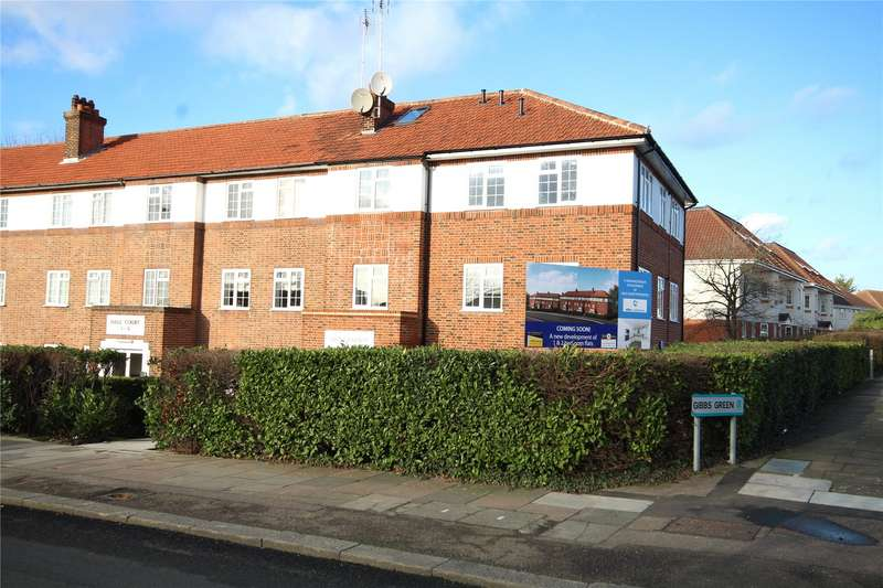 2 Bedrooms Flat for sale in Hale Court, Hale Lane, Edgware