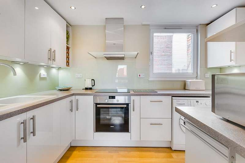 1 Bedroom Flat for sale in Colet Gardens, St Pauls Court, London, W14