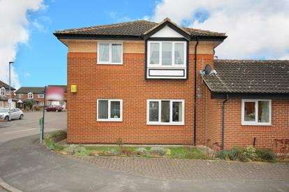 1 Bedroom Flat for sale in St. Albans Court, Wickersley, Rotherham, South Yorkshire
