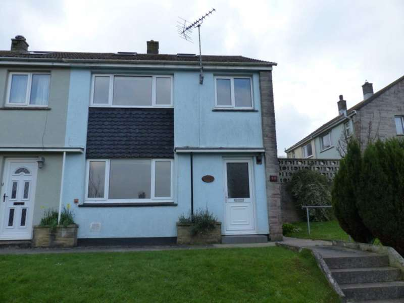 2 Bedrooms End Of Terrace House for sale in Camperdown Road, Salcombe