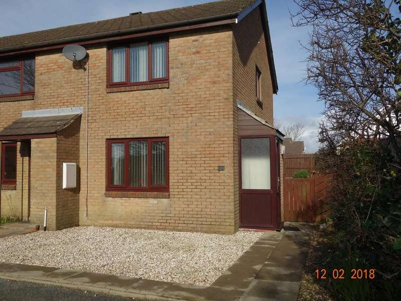 2 Bedrooms End Of Terrace House for rent in Steynton, Milford Haven