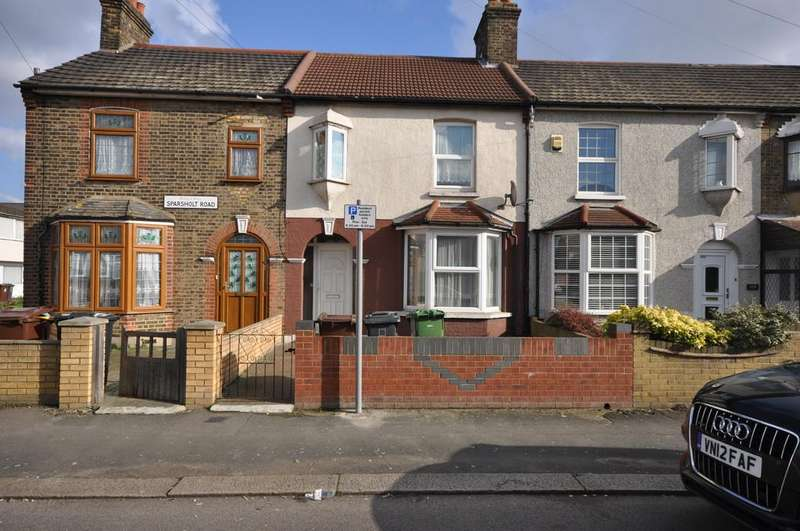 2 Bedrooms Terraced House for sale in Sparsholt Road, Barking