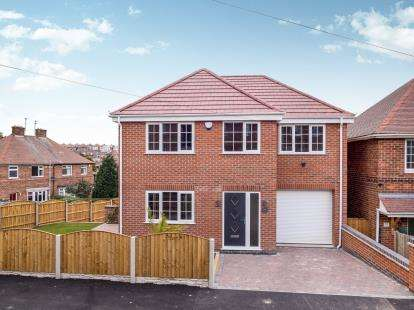 4 Bedrooms Detached House for sale in Burlington Road, Carlton, Nottingham, Nottinghamshire
